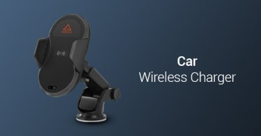 Car Wireless Charger di Bawah 200rb