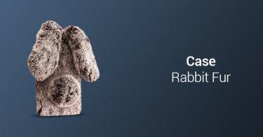 Case Rabbit Fur di Bawah 150rb