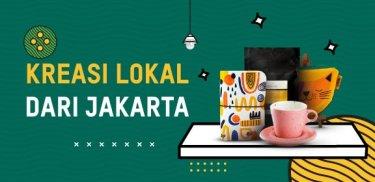 Kreasi Lokal dari Jakarta