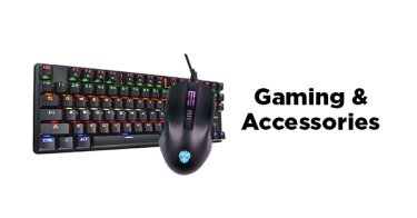 Gaming Accessories & Peripherals