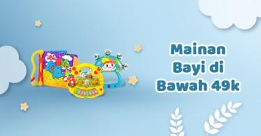 Mainan Bayi Promo Kabupaten Bogor