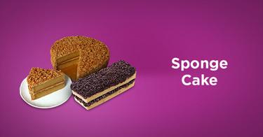 Sponge Cake Depok