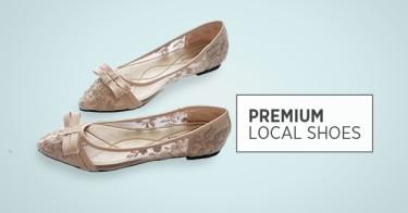 Premium Local Shoes