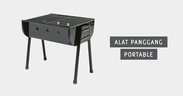 Alat Panggang Portable