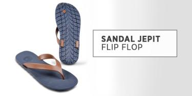 Sandal Jepit Flip Flop Depok