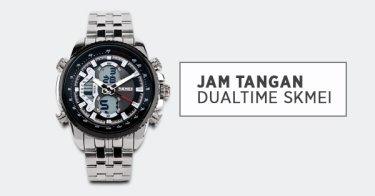Jam Tangan Dualtime SKMEI