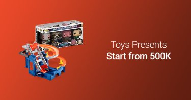 Toys Presents Start from 500K