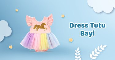 Dress Tutu Bayi