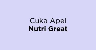Cuka Apel Nutri Great Bandung