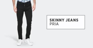 Skinny Jeans Pria Kabupaten Sukabumi