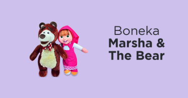 Boneka Masha and the Bear