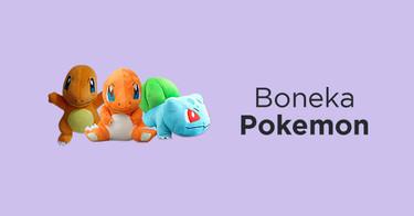 Boneka Pokemon Bandung