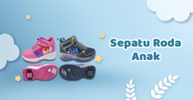 Jual Sepatu Roda Anak-Anak - Harga Murah 84ecbc181a