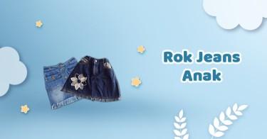 Rok Jeans Anak Bandung