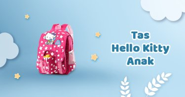 Tas Hello Kitty Anak