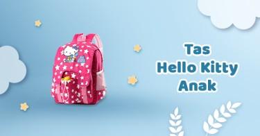 Tas Hello Kitty Anak Tasikmalaya