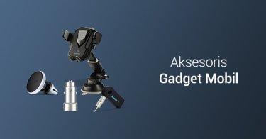 Aksesoris Gadget Mobil