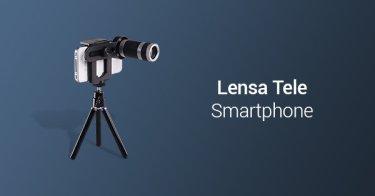 Jual lensa tele hp terbaik harga lensa tele smartphone murah