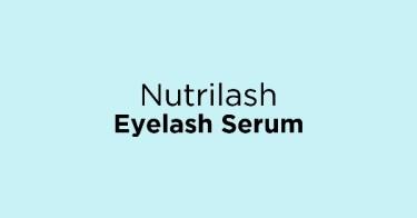 Jual Nutrilash Eyelash Serum dengan Harga Terbaik dan Terlengkap