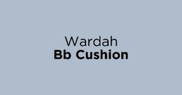 Wardah Bb Cushion