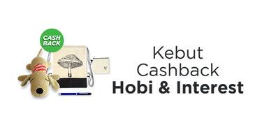 Hobi & Interest Cashback