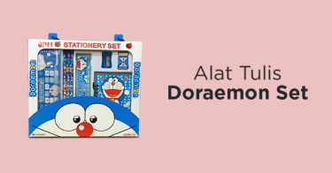 Set Alat Tuis Doraemon