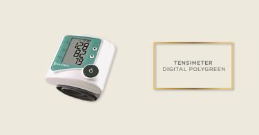 Tensimeter Digital Polygreen