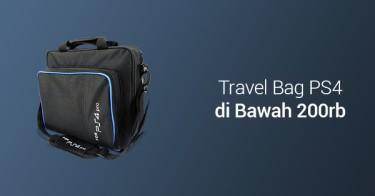 Travel Bag PS4 di Bawah 200rb