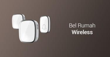 Bel Rumah Wireless Jawa Timur
