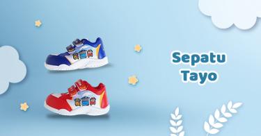 Sepatu Tayo Bogor