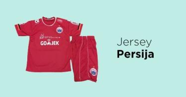 Jersey Persija Jawa Timur