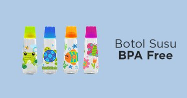 Botol Susu BPA Free Bandung