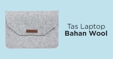 Tas Laptop Bahan Wool