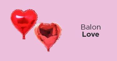 Balon Love Medan