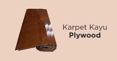 Jual Karpet Kayu Plywood Tokopedia