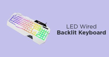 Havit LED Backlit Keyboard