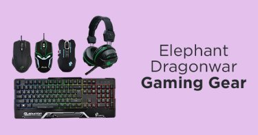 Elephant Dragonwar Gaming Gear