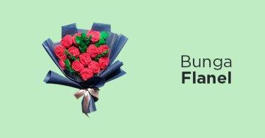 Buket Bunga Flanel Kabupaten Tasikmalaya