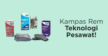 Kampas Rem Bendix Depok