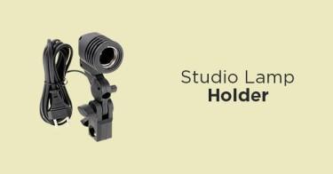 Studio Lamp Holder