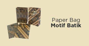 Paper Bag Batik