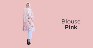 Blouse Pink Aceh