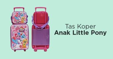 Tas Koper Anak Little Pony DKI Jakarta