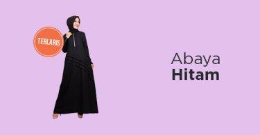 Abaya Hitam
