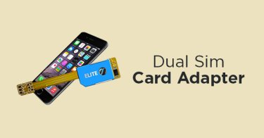 Dual Sim Card Adapter