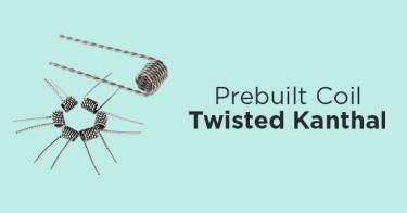 Twisted Kanthal Prebuilt Coil