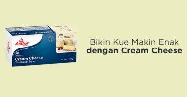 Cream Cheese Depok