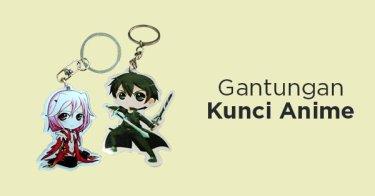 Gantungan Kunci Anime Bandung
