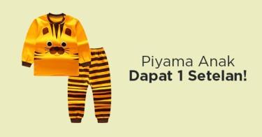 Piyama Setelan Anak Tasikmalaya