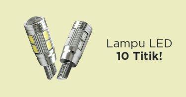 Lampu LED 10 Titik